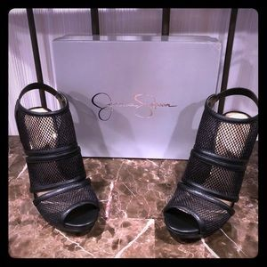 New Jessica Simpson Black Heels